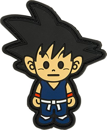 (Evike - Aprilla Design PVC IFF Hook & Loop Patch - Goku)