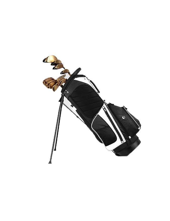 Bolsa de golf de hombro Gran capacidad Bolsa de golf ...