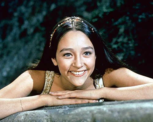 Olivia Hussey Romeo And Juliet Beautiful 16x20 Canvas Giclee