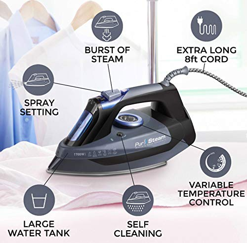 Buy the best steam iron for clothes