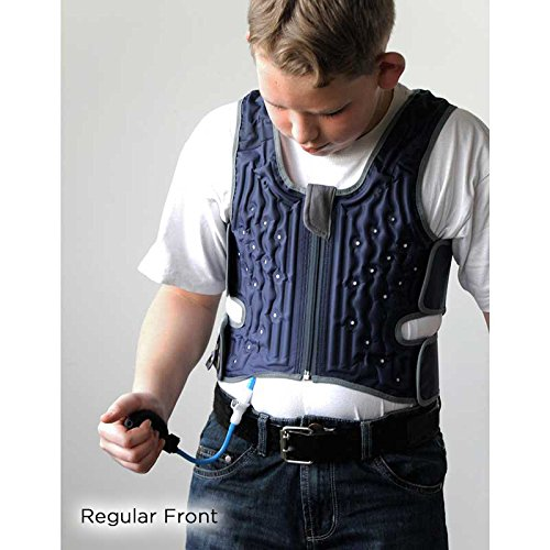 SQUEASE Inflatable Compression Vest by Squease Ltd