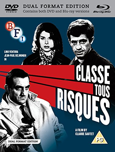 Classe Tous Risques [Blu-ray]