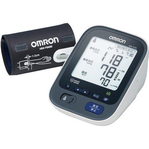 オムロン 血圧計 上腕式 腕帯巻きつけタイプ HEM-7510C B00T95BDOO