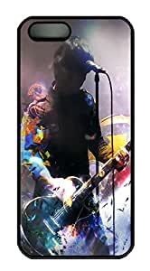 iPhone 5 5S Case Music Performances PC Custom iPhone 5 5S Case Cover Black