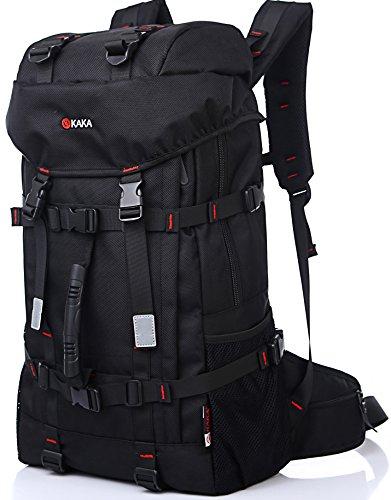 ArcEnCiel Black Backpack
