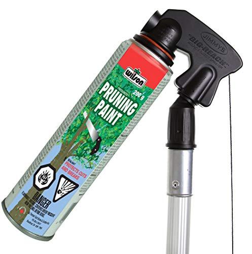 DocaPole Big-Reach Extension Pole Sprayer Attachment for