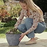 LA JOLIE MUSE Flower Pot Garden Planters Outdoor