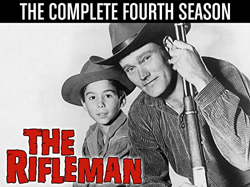 Amazon.com: The Rifleman: Chuck Connors, Johnny Crawford