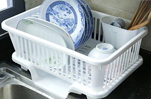 dish drainer set - 4