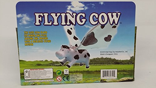 Holy Cow Battery Operated Flying Cow by Toy Wonders