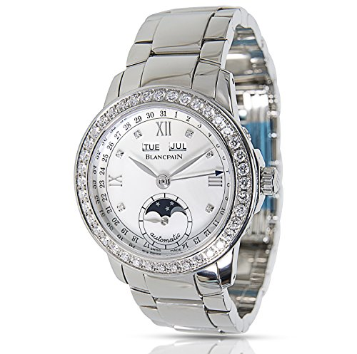 blancpain-leman-2360-4691a-71-ladies-watch-in-diamond-stainless-steel-certified-pre-owned
