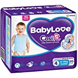 BabyLove Cosifit Nappies Toddler Handy Pack 20