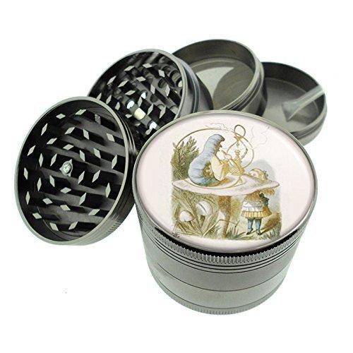 herb grinder alice in wonderland - 2