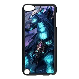 iPod Touch 5 Case Black Defense Of The Ancients Dota 2 ABADDON 004 KWL0569731
