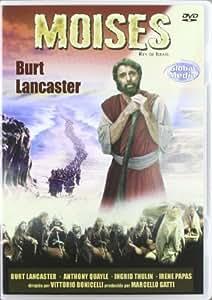 Moises El Rey de Israel DVD 1974 Moses the Lawgiver