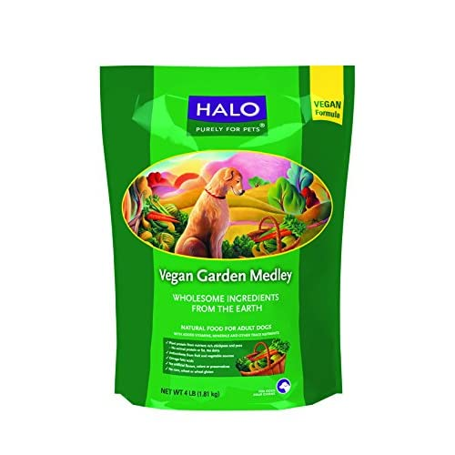 Halo Vegan Garden Medley Stew for Dogs