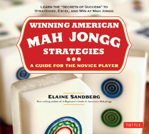- Winning American Mah Jongg Strategies: A Guide for the Novice Player -Learn the