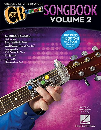 - ChordBuddy Guitar Method - Songbook Volume 2