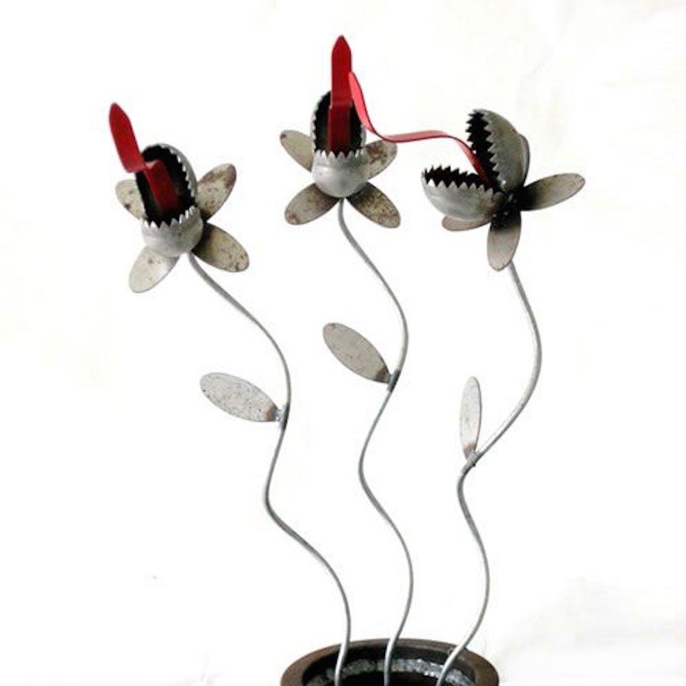 Sugarpost - Metal Stake Set - 3 Venus Fly Trap - Mini