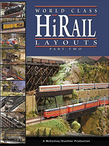 World Class Hi-Rail Layouts Part 2, used for sale  Delivered anywhere in USA
