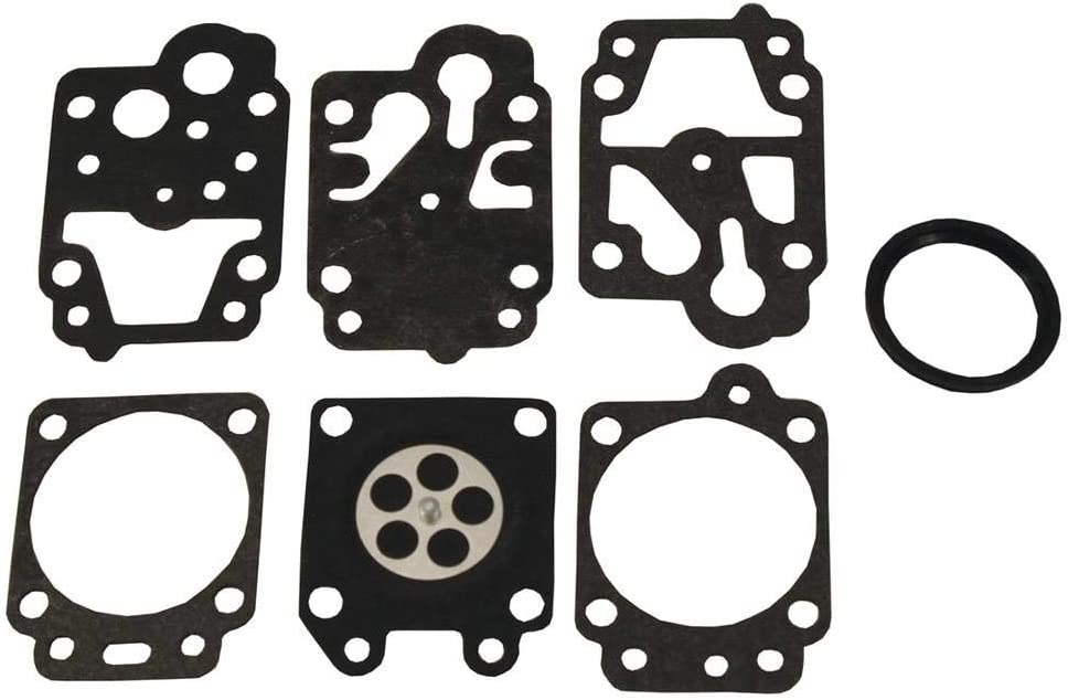 Stens 615-720 OEM Gasket and Diaphragm Kit Black