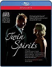 Twin Spirits: Sting Performs Schumann [Blu-ray] (Sous-titres français) [Import]
