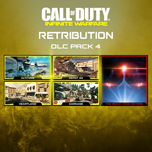 Call Of Duty Infinite Warfare - Retribution - PS4 [Digital Code] by Activision