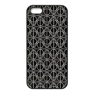 iPhone 5,5S Phone Case Deathly Hallows W8T91408