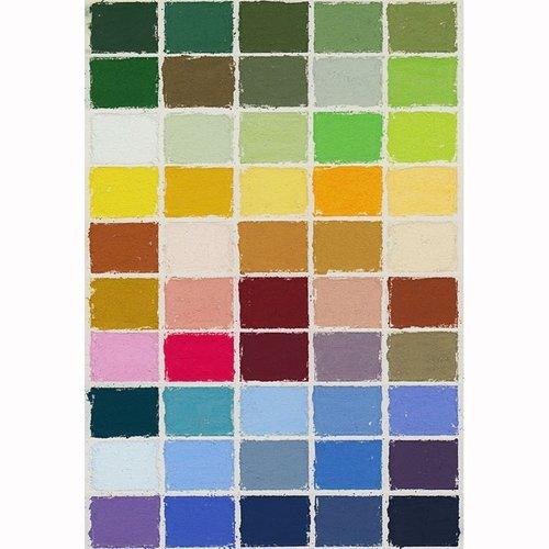 Mount Vision Pastels - Landscape Set 50 Handmade Soft Pastels