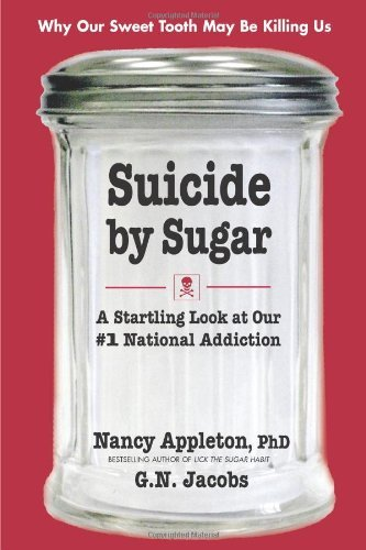 Suicide by Sugar by [Appleton, Nancy, G. N. Jacobs]