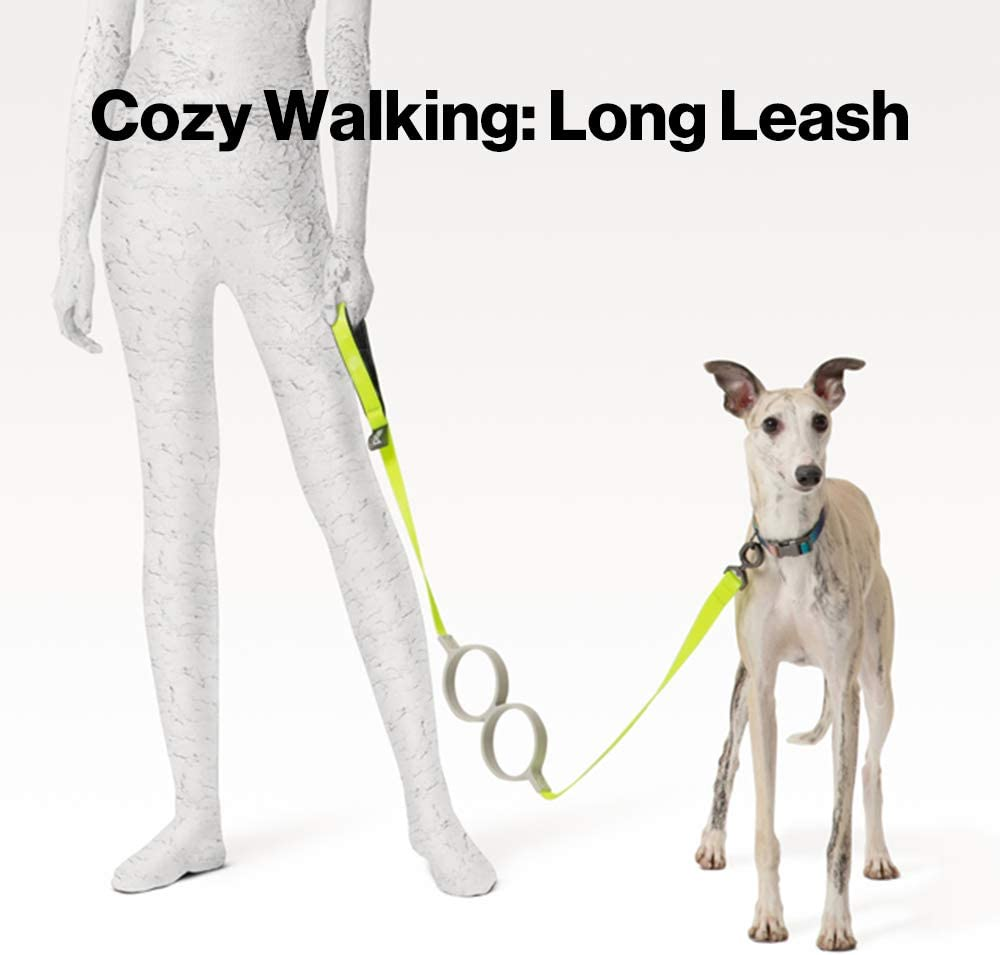 pidan Dog Leash for Medium Dog Durable Shock Absorbing Design Walking Lead with Shock Absorbing Rings and Comfortable for Small and Medium Dogs 51.18 inches