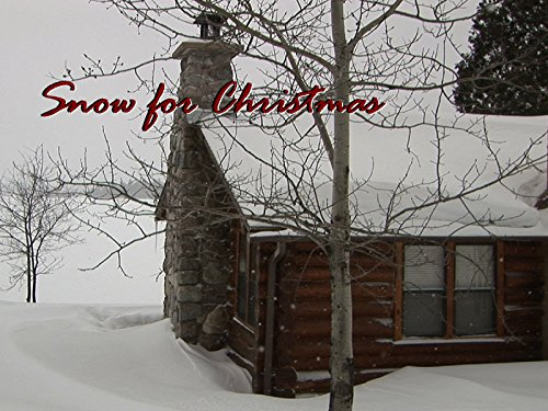 Snow for Christmas (Christmas Yule Log)