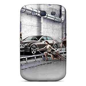 For Galaxy S3 Protector Case Production Line Phone Cover