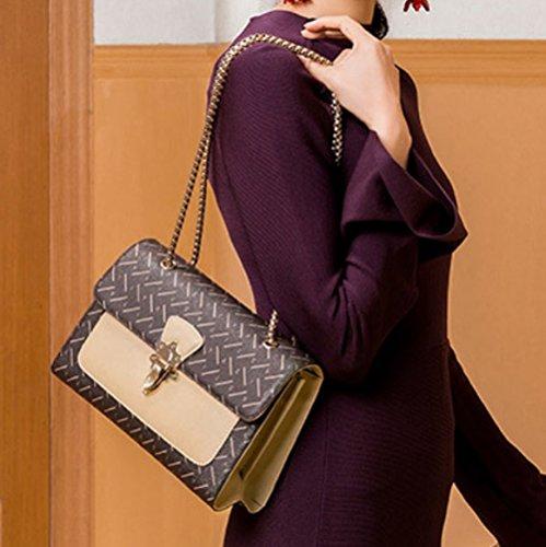Bag Bag Casual NB Apricot XZW Party Bag Elegante Lady Vintage Shoulder Messenger Small IPYxxq4wZ