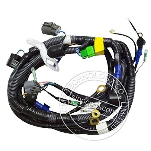 Wiring Harness YN13E01071P3 YN13E01071P4 - SINOCMP Wiring Harness For Kobelco Excavator 3 Month Warranty: