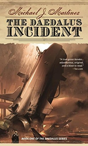 The Daedalus Incident: Book One of the Daedalus Series