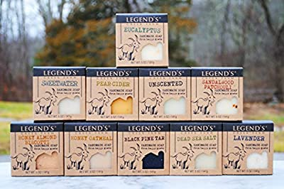 Legend's Creek Farm Goat Milk Soap