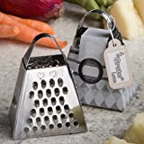 96PC FC4875 Agrate Love Cheese Grater Wedding Baby Shower Favors & Accessories