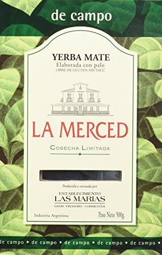 Yerba Mate La Merced Cosecha Limitada 16.6 Oz