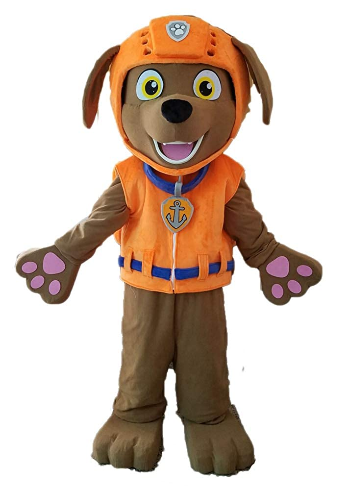 HIGH QUALITY PAW PATROL MASCOT COSTUME PARTY FANCY DRESS ADULT SIZE FREE SHIP
