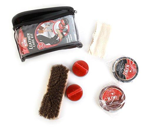 Kiwi Leather Care Travel Kit product image