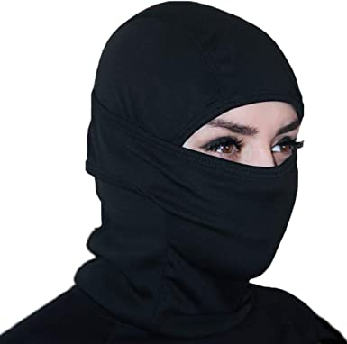 Warmer Scarf Neck Outdoor With Hanging Ear Black High quality Brand new Portable