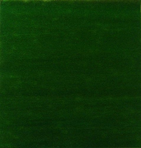 【TamTom】 더부룩하게 잔디밭 매트 선택할 수 있 4색 3mm후 1 매들어감 N게이지 디오라마 철도 정경 사진 촬영등으로 사이즈 25cm×25cm / 50cm×50cm / 50cm×100cm 3종류 (딥 그린(DG25))