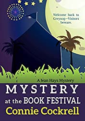 Mystery at the Book Festival (Jean Hays Series 3)