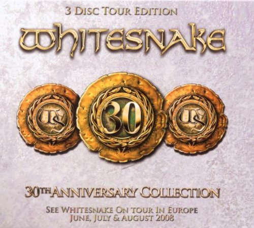 Whitesnake - 30th Anniversary Collection - (50999 2 12661 2 6) - Boxset - 3CD - FLAC - 2008 - RUiL Download