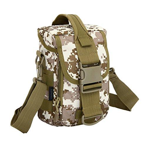Bolso al aire libre/bolso de hombro inclinado/Bolso casual de la de los hombres/Paquetes de deporte al aire libre-B E