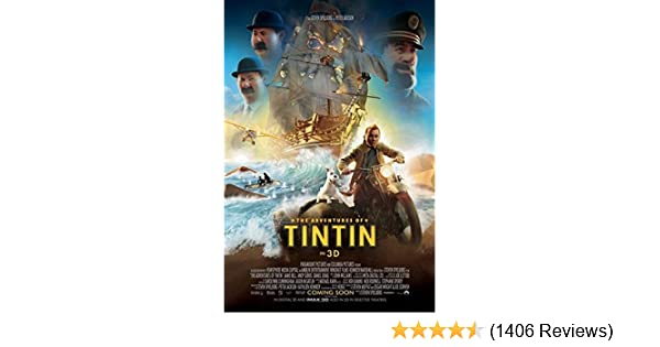 Amazon.com: Tintin: El Secreto Del Unicornio (Blu Ray Digibook) (Blu-Ray) (Import Movie) (European Format - Zone B2) (2012: Movies & TV