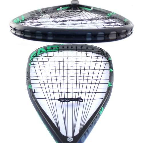 HEAD Graphene XT Radical 160 Racquetball Racquet, Strung, 3 5/8 Inch Grip by HEAD (Image #2)