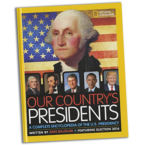 National Geographic Encyclopedia of Geographic Our国の教育ブック、玩具 of National、2017年大統領のクリスマスおもちゃ B075MY9X9L, スキー専門店 大阪タナベスポーツ:4ed84a69 --- integralved.hu
