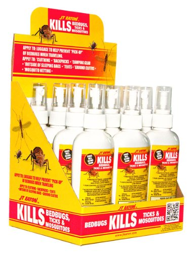 Top 10 recommendation bed bug killer spray travel for 2019